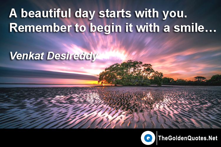 a beautiful day begins with a beautiful mindset quote - photo #26